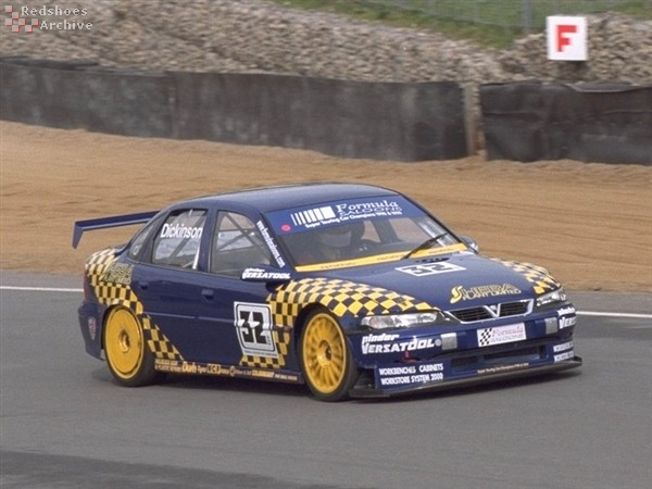 Simon Dickinson - Vauxhall Vectra