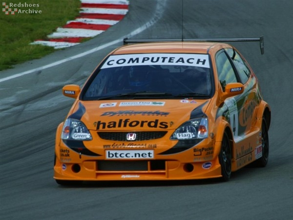 Dan Eaves - Honda Civic Type-R