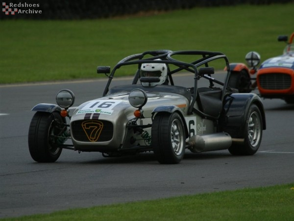 Nigel Cox - Caterham Superlight